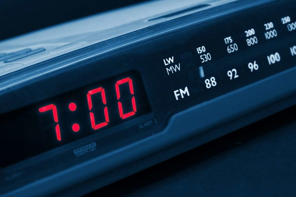 Check Alarm Clock at Your Hotel