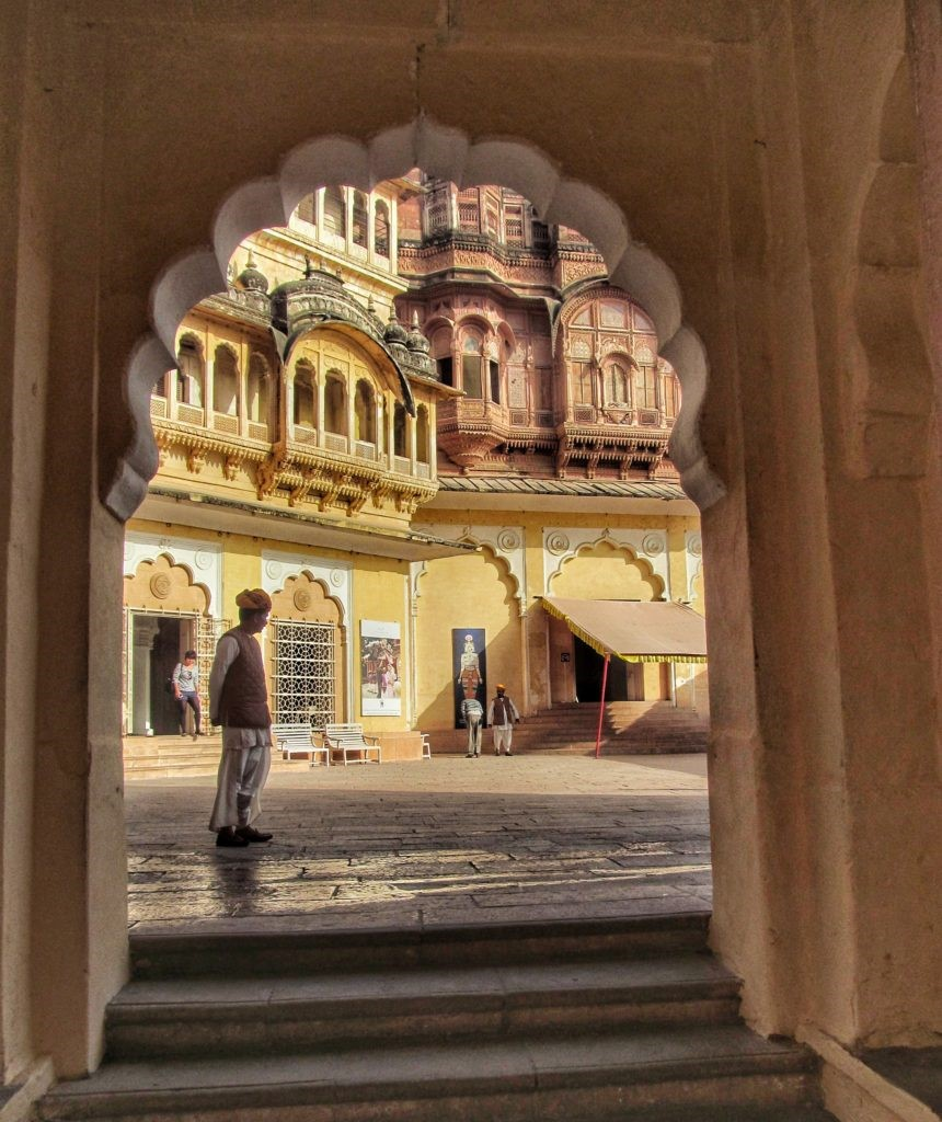 The Blue City - Jodhpur | An Unusual Experience The Mehrangarh Fort