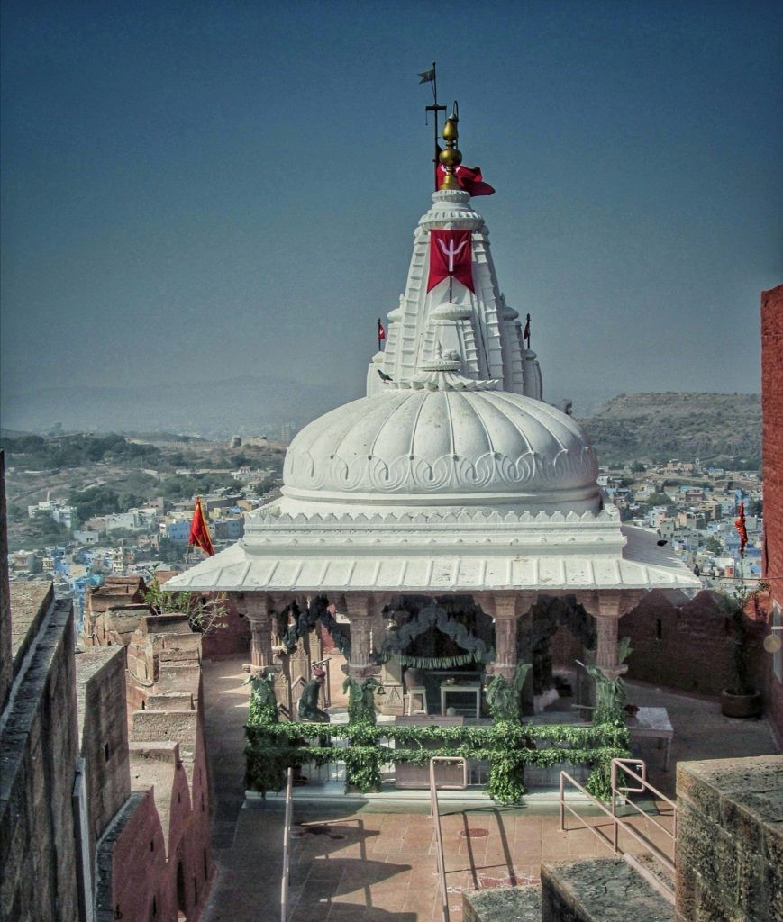 The Chamunda Mata Temple The Blue City – Jodhpur