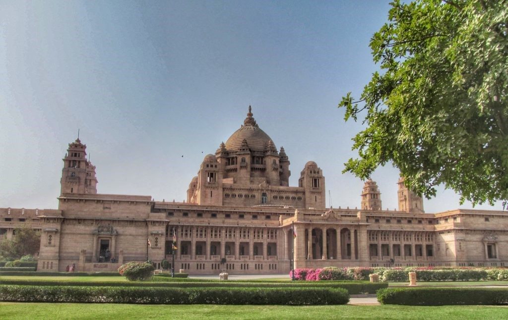 The Umaid Bhawan Palace The Blue City - Jodhpur